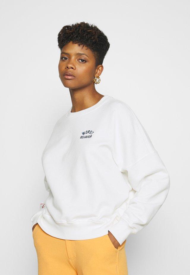 CALI WOMEN - Sweatshirt - off-white