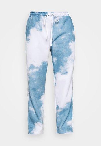 CLOUD - Pantaloni sportivi - blue/white
