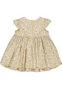 Wheat - Day dress - bees and flowers - 1