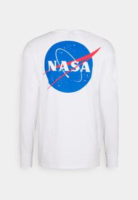 Cotton On - TBAR COLLABORATION TEE - Long sleeved top - white - 6