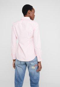 Polo Ralph Lauren - OXFORD KENDAL SLIM FIT - Button-down blouse - pink - 2