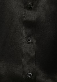Weekday - BENEDICTE BLOUSE - Košile - black - 6
