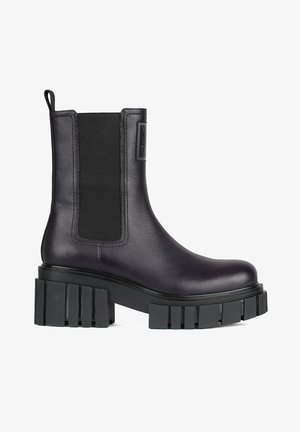 Boots à talons - lilac