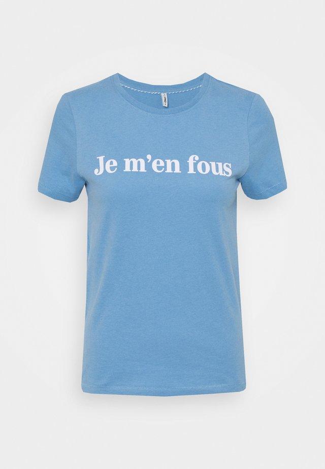 ONLMINNA LIFE BOX - T-shirt imprimé - allure