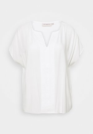 CARROMANA IN ONE - T-shirts med print - bright white