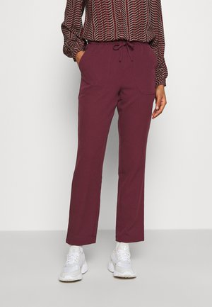 VMTHERESSA PAPERBAG PANT - Trousers - fig