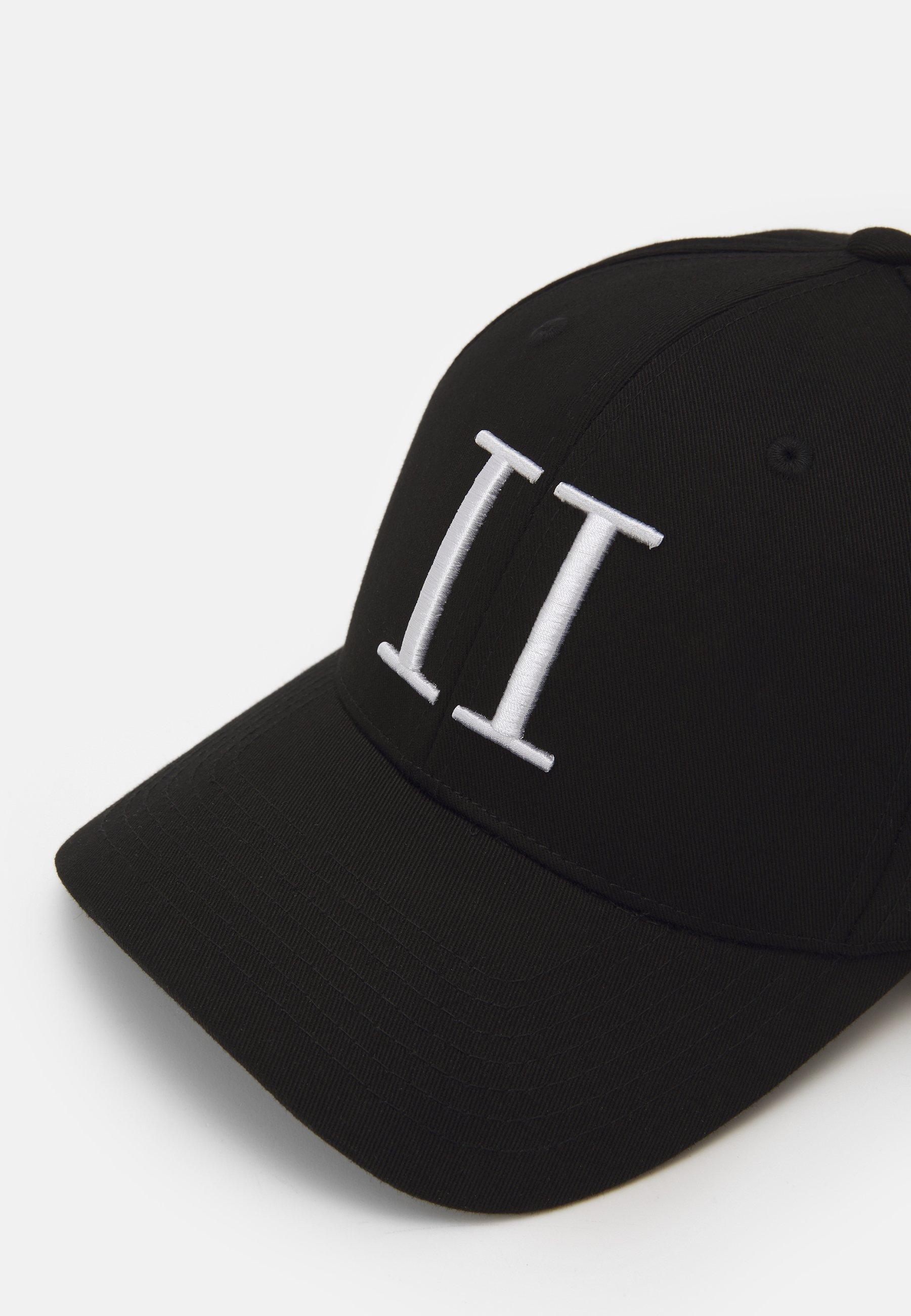 Les Deux BASEBALL CAP - Cap - black/white/svart 8d9HIheYWsctkpd