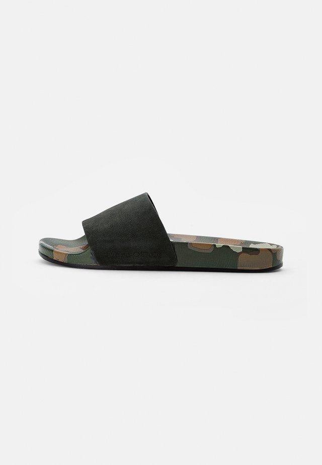 BERT - Muiltjes - khaki
