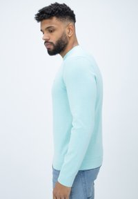 Tommy Hilfiger - TIPPED DOUBLE FACE - Jumper - oxygen - 4
