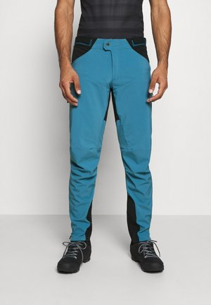 MENS QIMSA II - Outdoor trousers - blue gray