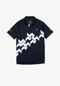 Lacoste Sport - Polo shirt - bleu marine / blanc - 5