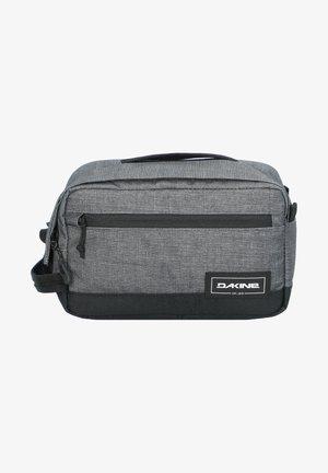 Wash bag - carbon
