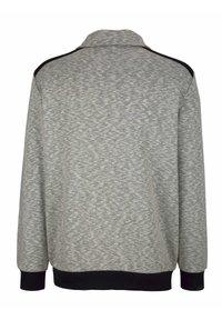 Roger Kent - Zip-up sweatshirt - grau,schwarz - 7