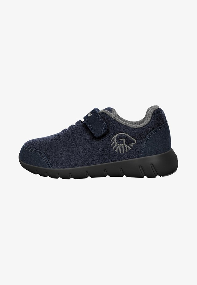 Chaussures à scratch - dark blue