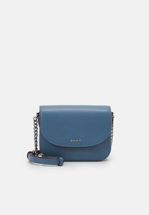 FELICIA FLAP BODY - Across body bag - coastal blue