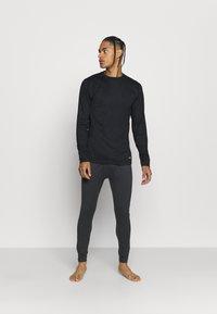 Burton - Unterhose lang - true black - 1