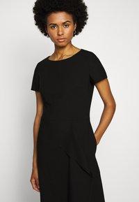 HUGO - KIBINA - Pouzdrové šaty - black - 3