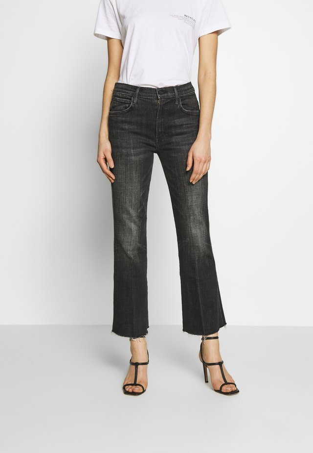 THE DESPERADO ANKLE FRAY - Flared jeans - stargazing