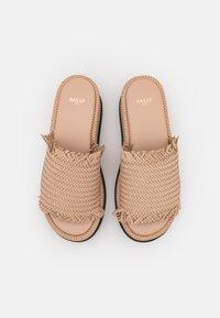 Bally - SYLVIE  - Heeled mules - corda - 4