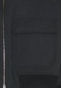 Theory - BRIGADE - Giacca leggera - charcoal melange - 2