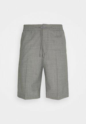 DRIAN - Shortsit - grey melange