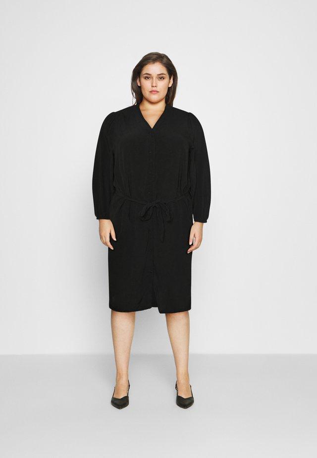 SLFMIRA SHORT DRESS - Day dress - black