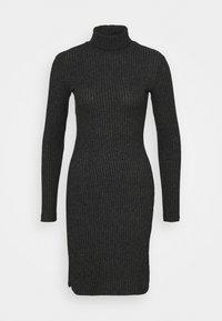 Even&Odd - Shift dress - mottled anthracite - 3