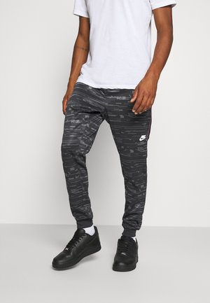 Pantalones deportivos - black/iron grey