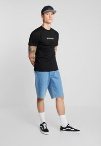 Vans - RACING REPEAT - T-Shirt print - black - 1