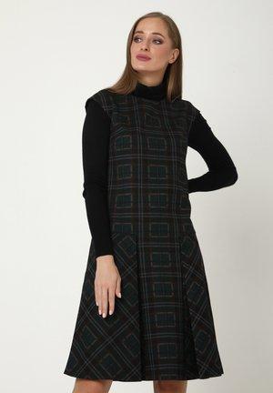 GASCONA - Day dress - schwarz/grün