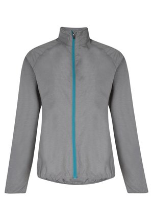 ACTIVE BLIGHTED - Soft shell jacket - mid grey
