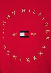 Tommy Hilfiger - REGULAR CIRCLE  - Sudadera - primary red - 5