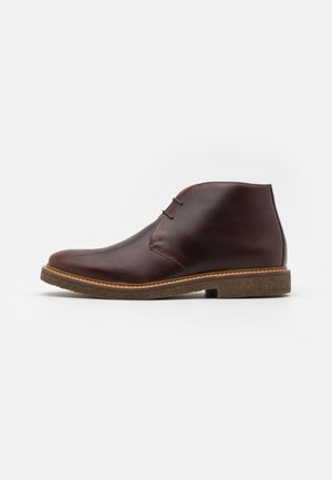 LAROIWET - Stringate sportive - dark brown