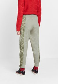 Desigual - Trousers - green - 2