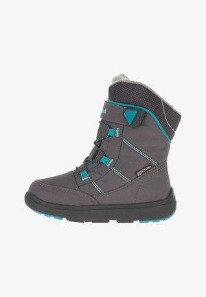 Snowboots  - charcoal blue