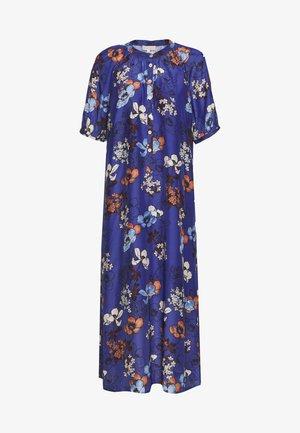 DIARA - Skjortekjole - marlin blue