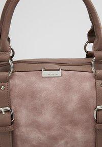 TOM TAILOR - JUNA - Handbag - rose - 6