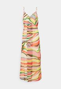 Vila - VIAMARYLLIS ANKLE DRESS - Maxi dress - goldfinch/multi colors - 0