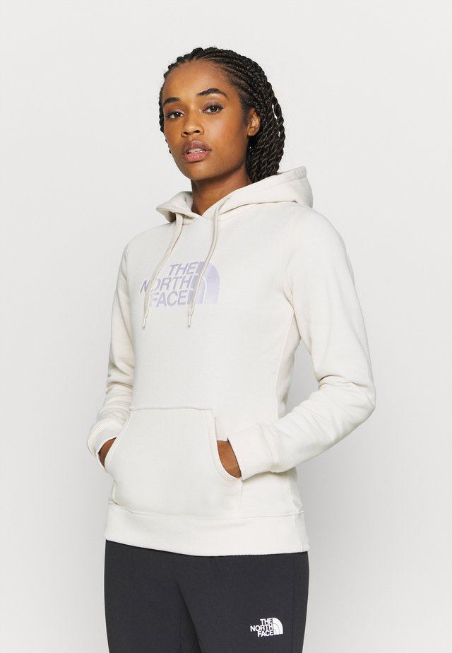 WOMENS DREW PEAK HOODIE - Bluza z kapturem - offwhite