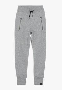Molo - ASHTON - Pantaloni sportivi - grey melange - 0