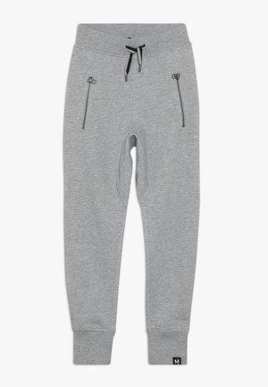 ASHTON - Pantaloni sportivi - grey melange