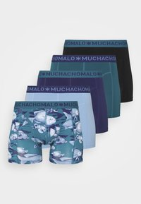 MUCHACHOMALO - OCEANS 5 PACK - Boxerky - blue/green/black - 4