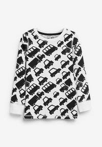 Next - 3 PACK TRANSPORT SNUGGLE  - Pyjama set - grey - 6
