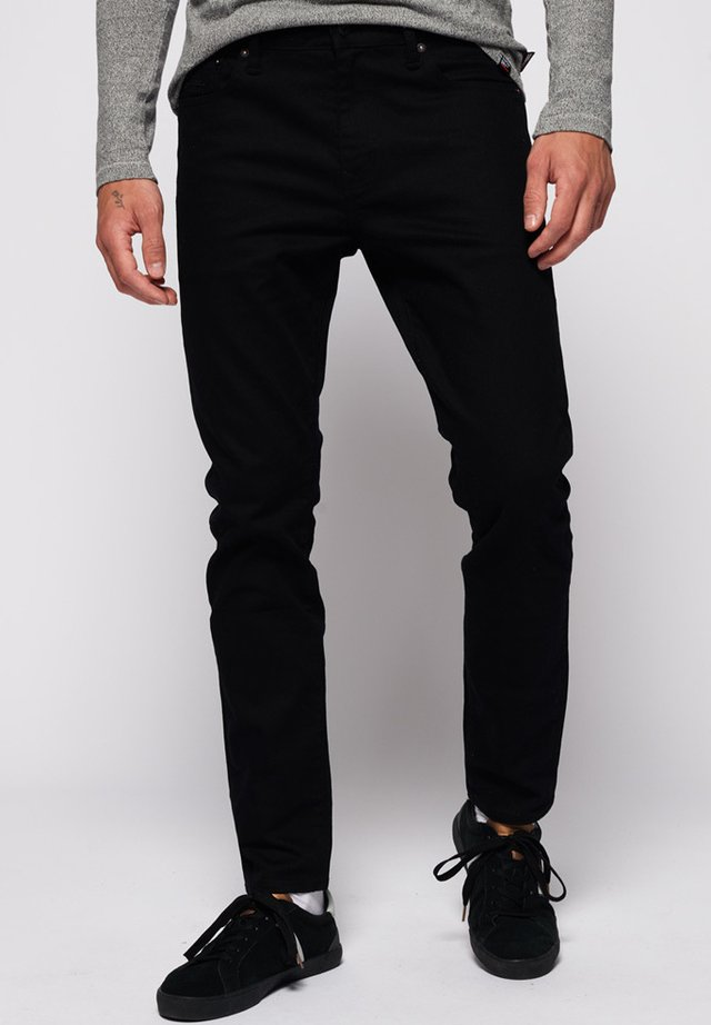 TYLER  - Slim fit jeans - jet black