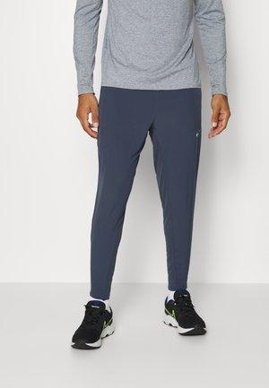 ELITE PANT - Teplákové kalhoty - thunder blue/reflective silver