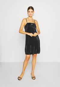 Even&Odd - Sukienka letnia - black - 0
