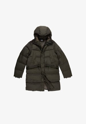Winter jacket - dusty olive