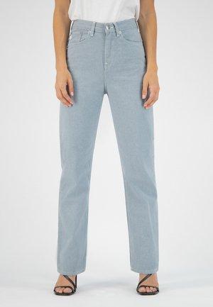 Straight leg jeans - undyed