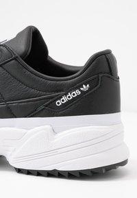 adidas Originals - KIELLOR - Sneakersy niskie - core black/footwear white - 2