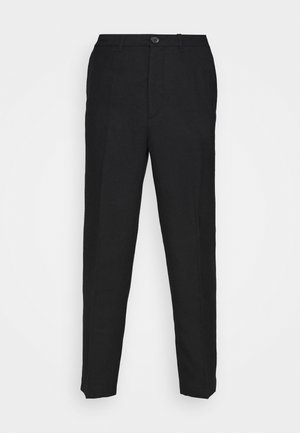 Chinos - black dark